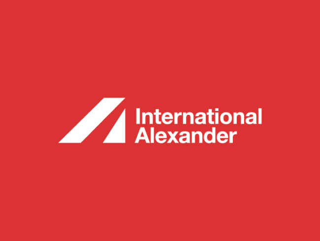 road transport logo international alexander